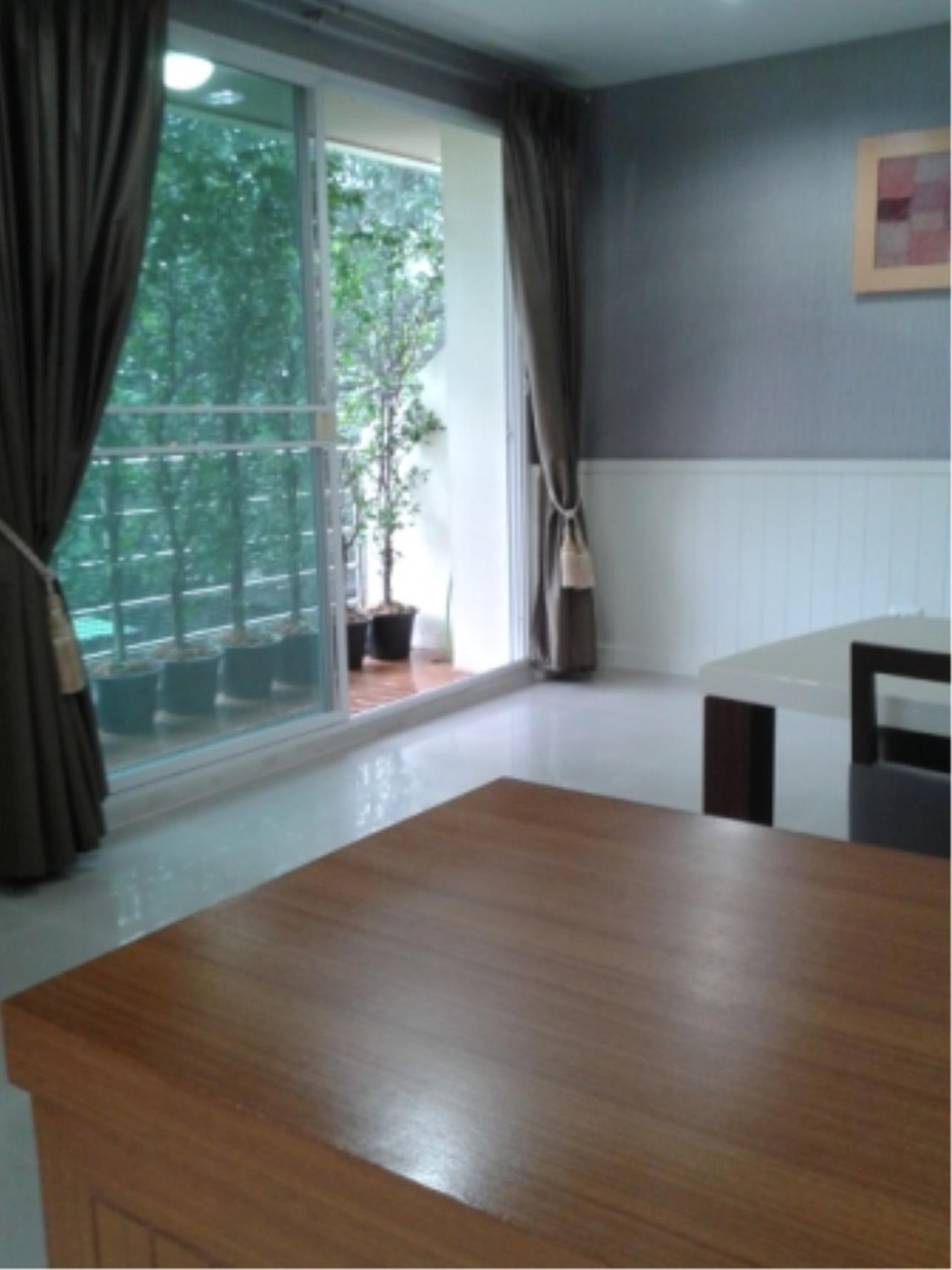 BKK Condos Agency's 2 bedroom condo for rent at Serene Place 5
