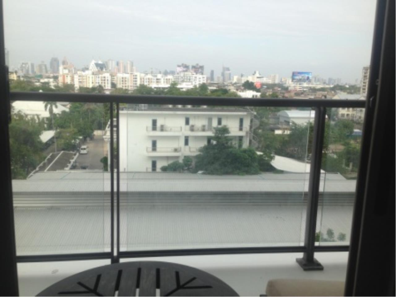 BKK Condos Agency's 2 bedroom condo for sale at The Lofts Yennakart 4