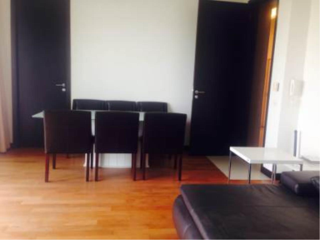 BKK Condos Agency's Fully furnished 2 bedroom condo for sale at The Lofts Yennakart 3