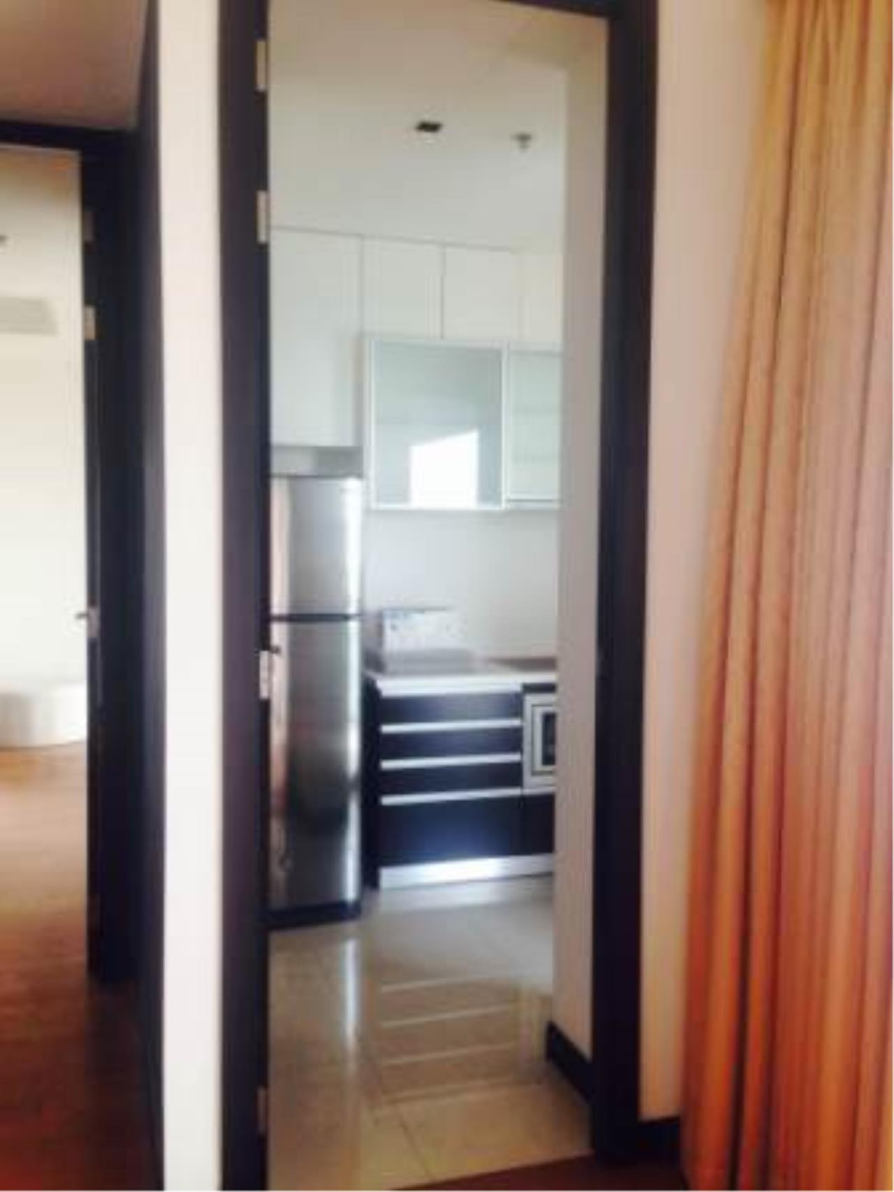 BKK Condos Agency's Fully furnished 2 bedroom condo for sale at The Lofts Yennakart 2