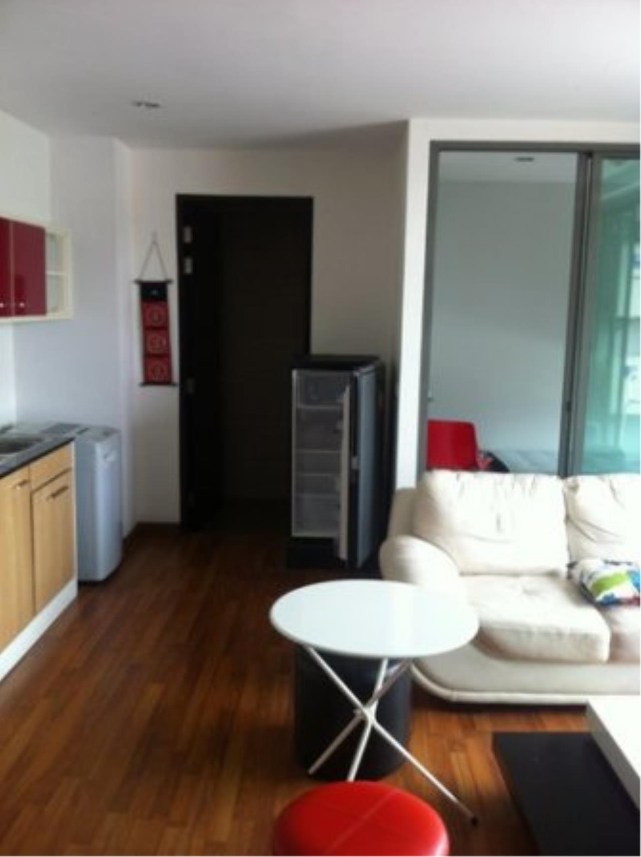 BKK Condos Agency's 1+1 bedroom condo for sale at Click Condo   Sukhumvit 65  11
