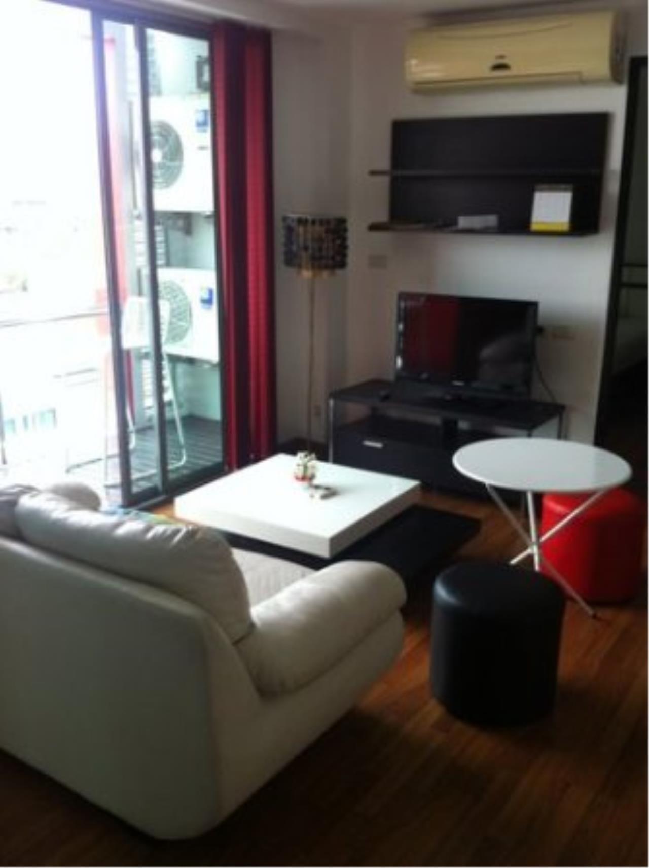 BKK Condos Agency's 1+1 bedroom condo for sale at Click Condo   Sukhumvit 65  8