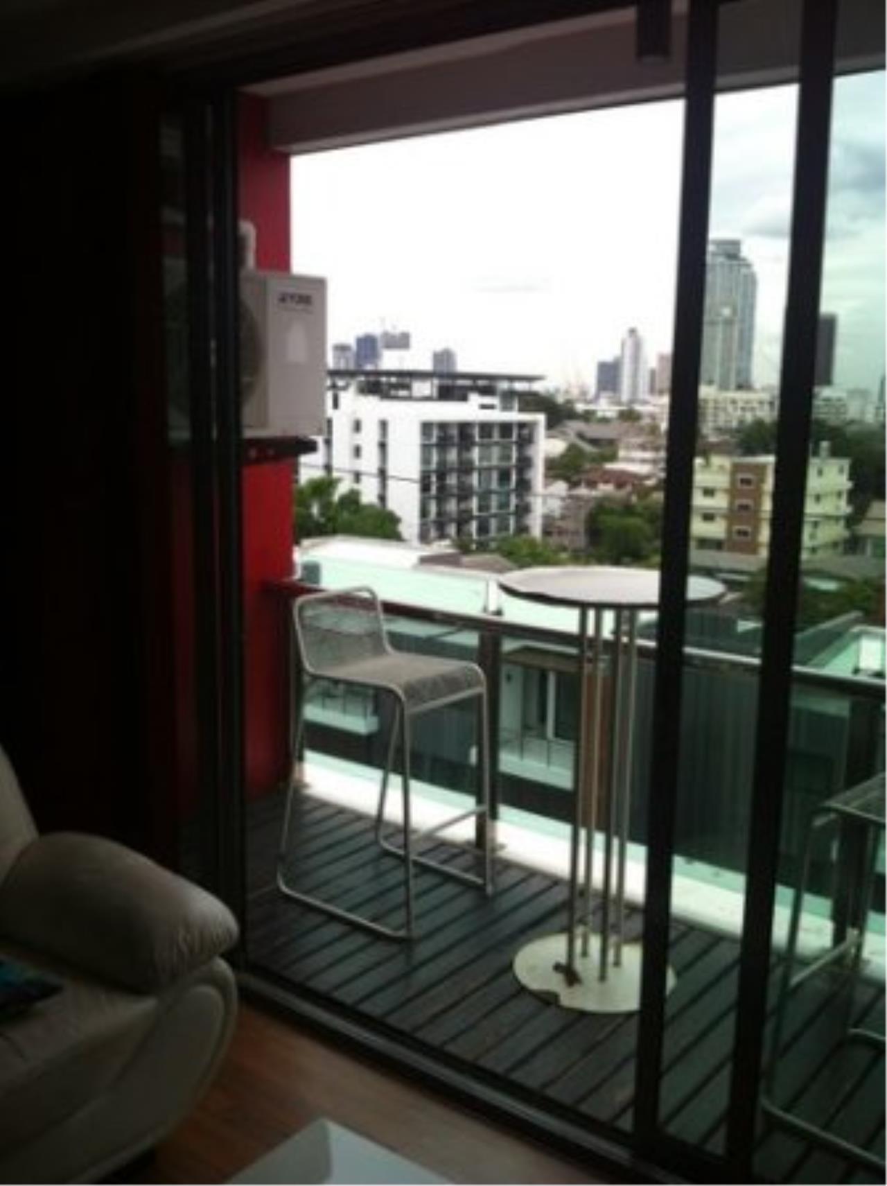 BKK Condos Agency's 1+1 bedroom condo for sale at Click Condo   Sukhumvit 65  6
