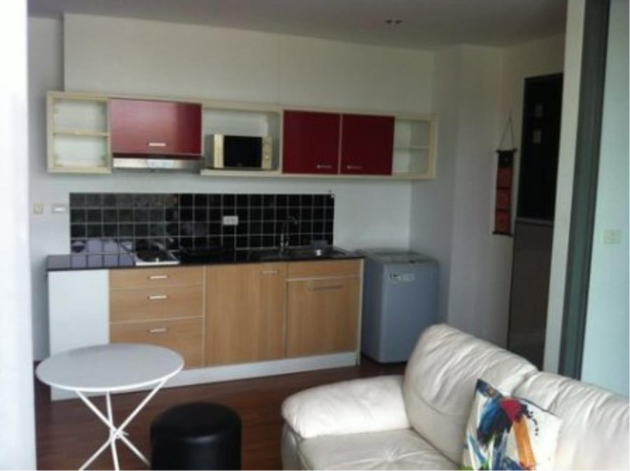 BKK Condos Agency's 1+1 bedroom condo for sale at Click Condo   Sukhumvit 65  5