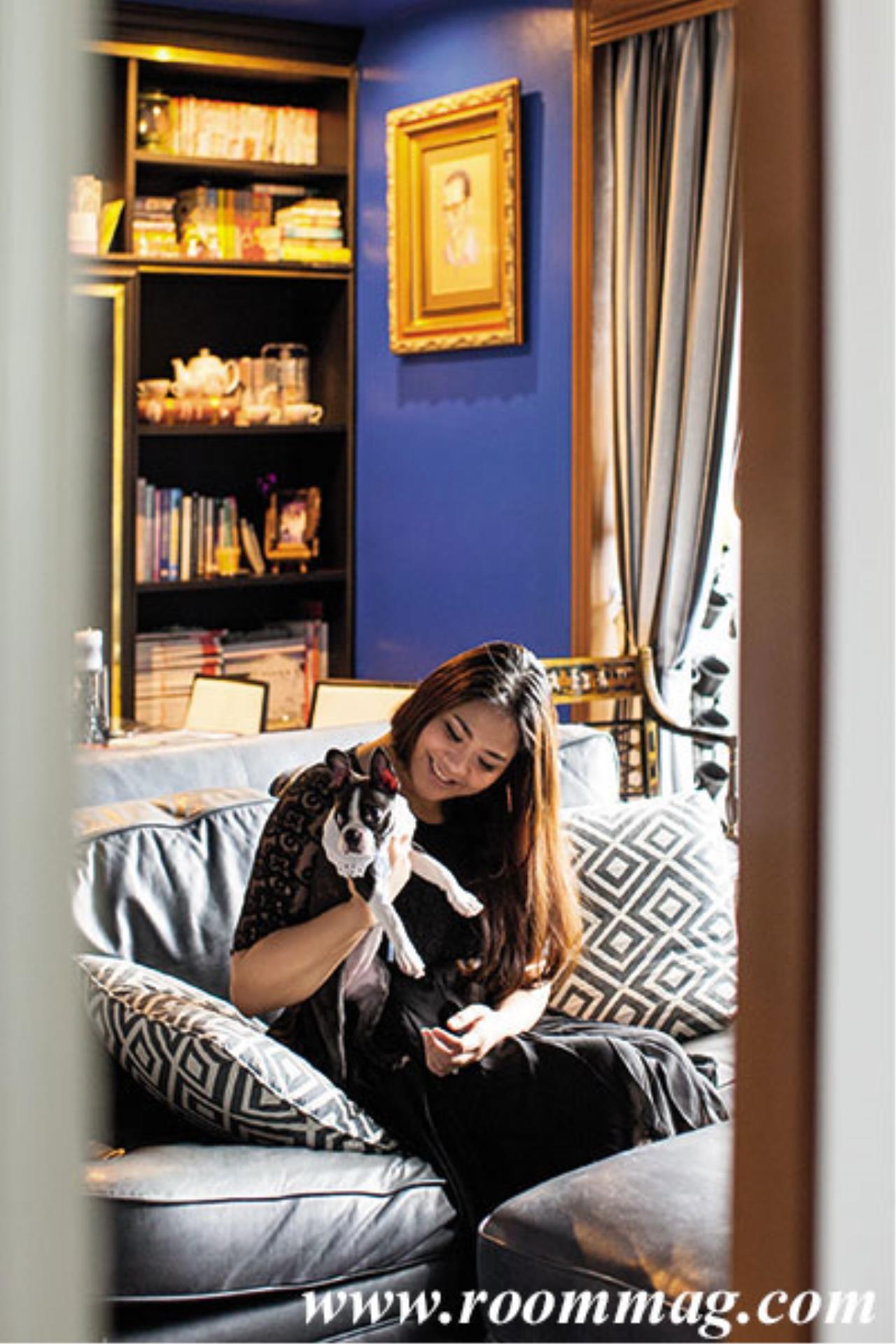 BKK Condos Agency's 2 bedroom condo for rent at Ashton Morph 38  9