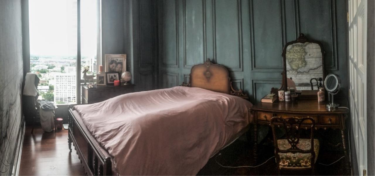 BKK Condos Agency's 2 bedroom condo for rent at Ashton Morph 38  8