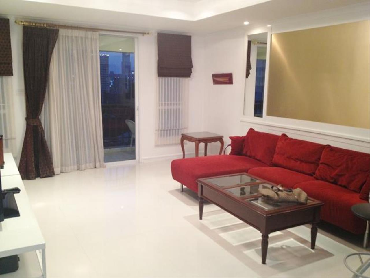 BKK Condos Agency's Two bedroom condo for sale at The Oleander  10