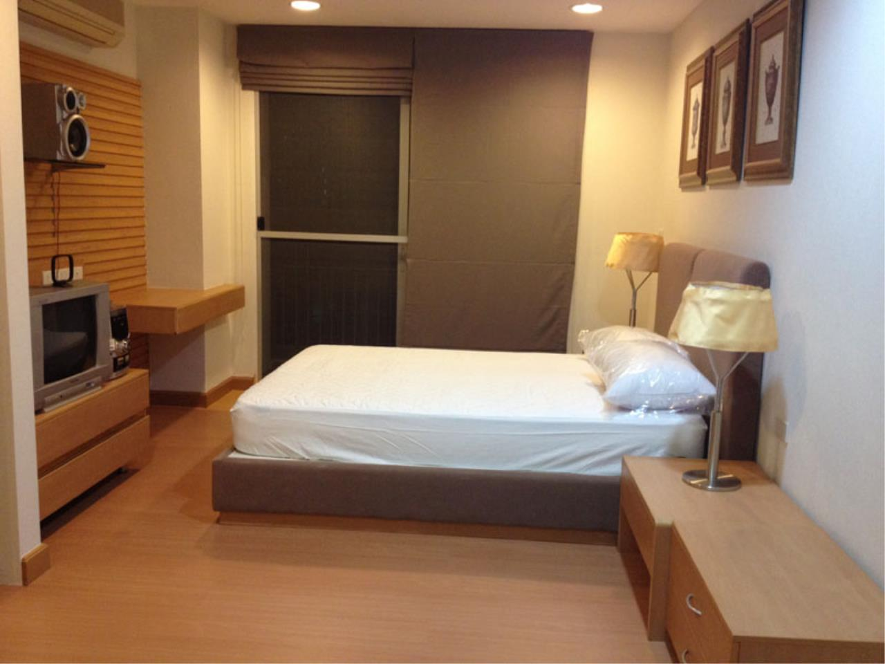 BKK Condos Agency's Two bedroom condo for rent at The Bangkok Sab Road  6