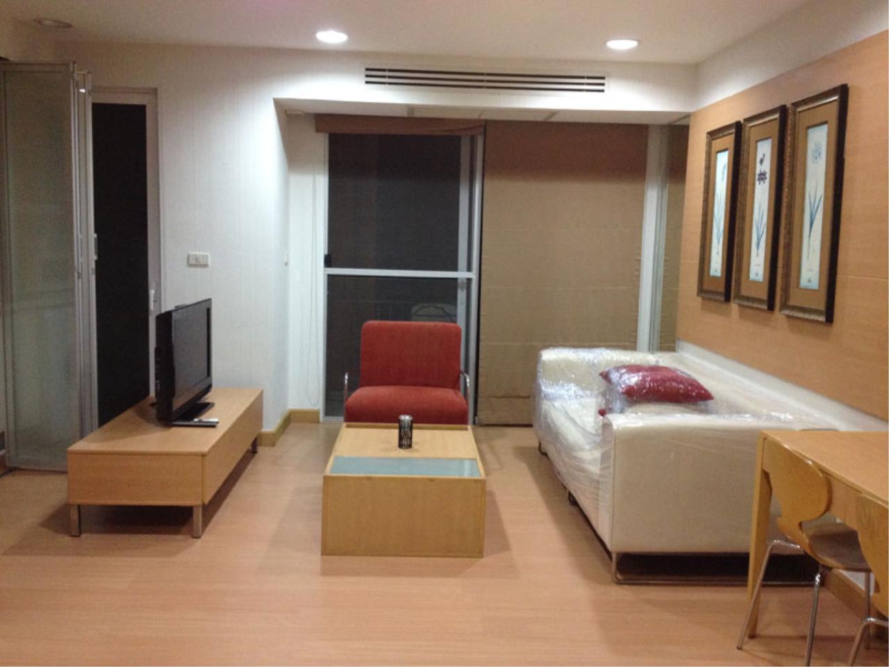 BKK Condos Agency's Two bedroom condo for rent at The Bangkok Sab Road  2