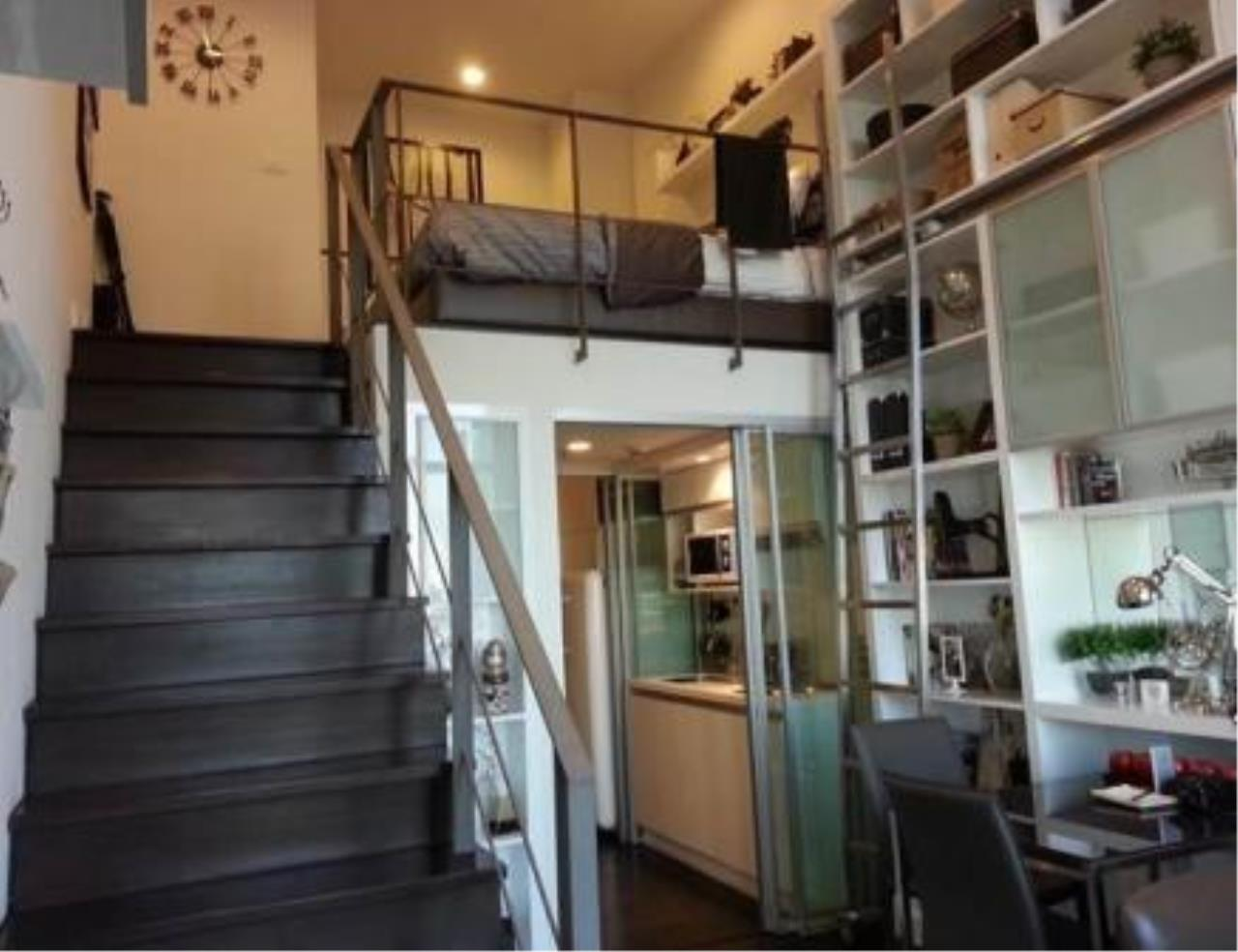 BKK Condos Agency's One bedroom condo for sale or for rent with tenant at Ashton Morph 38  2