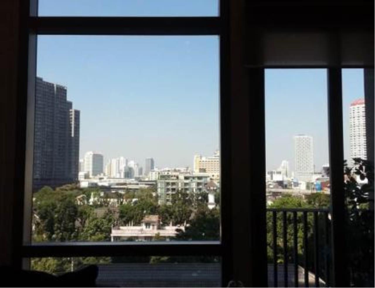 BKK Condos Agency's One bedroom condo for sale or for rent with tenant at Ashton Morph 38  8