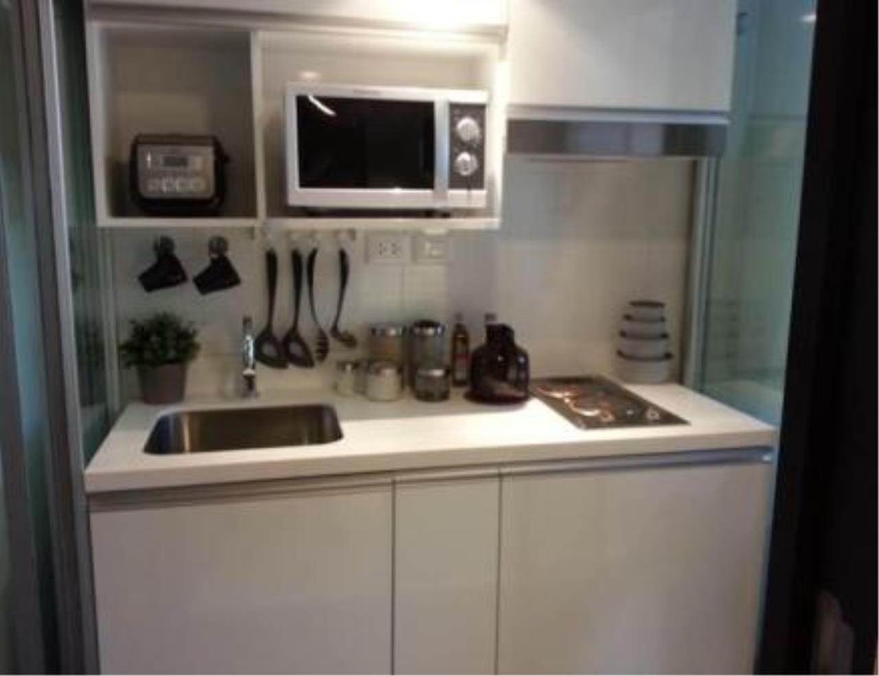 BKK Condos Agency's One bedroom condo for sale or for rent with tenant at Ashton Morph 38  7