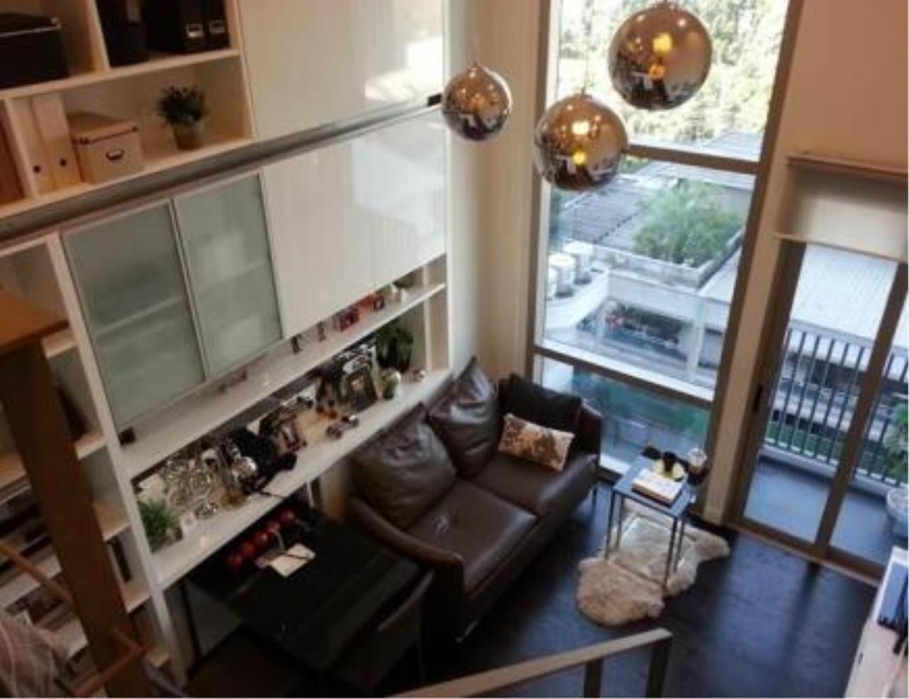 BKK Condos Agency's One bedroom condo for sale or for rent with tenant at Ashton Morph 38  4