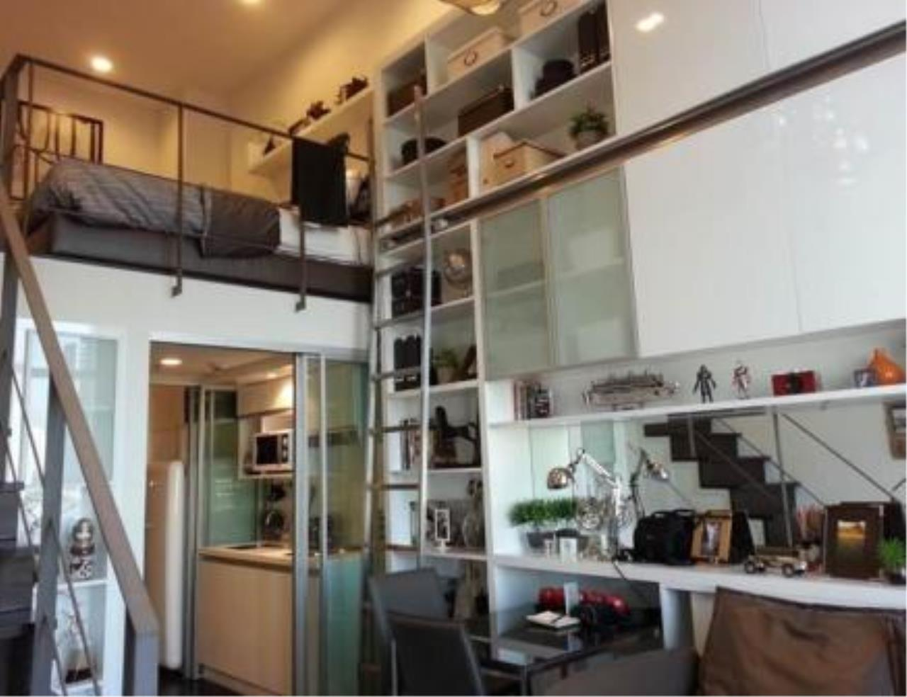 BKK Condos Agency's One bedroom condo for sale or for rent with tenant at Ashton Morph 38  3