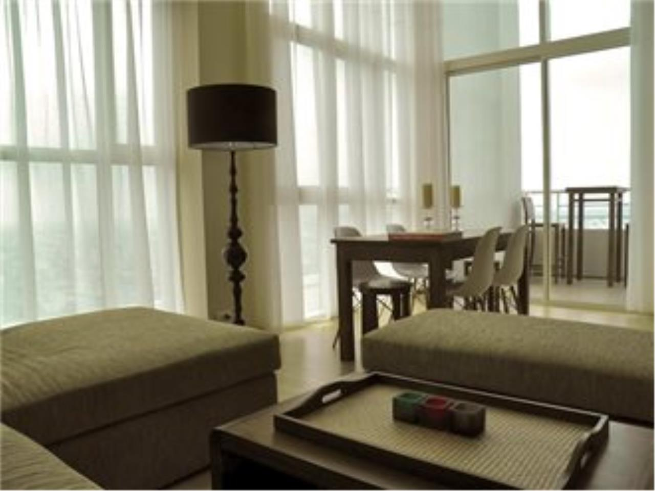 BKK Condos Agency's 3 bedroom penthouse for sale at The Lighthouse 34