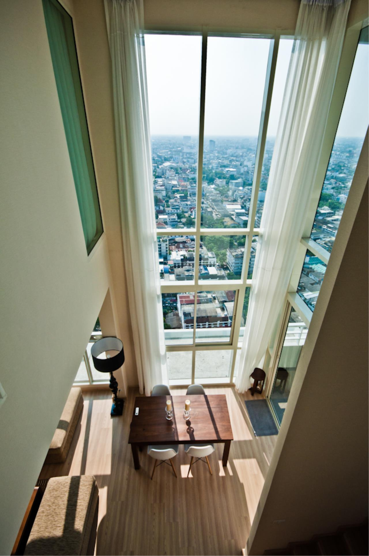 BKK Condos Agency's 3 bedroom penthouse for sale at The Lighthouse 23