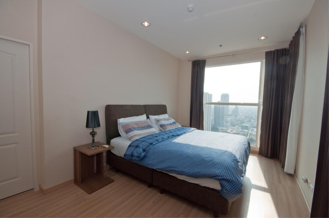 BKK Condos Agency's 3 bedroom penthouse for sale at The Lighthouse 21