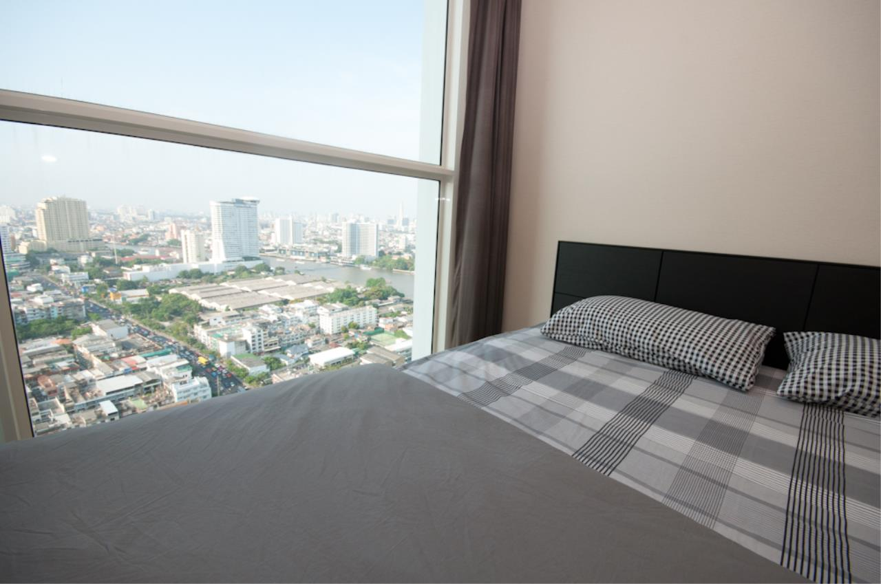 BKK Condos Agency's 3 bedroom penthouse for sale at The Lighthouse 20