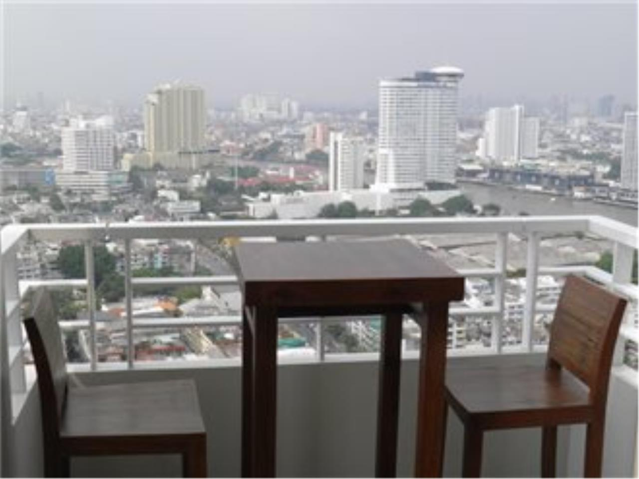 BKK Condos Agency's 3 bedroom penthouse for sale at The Lighthouse 10
