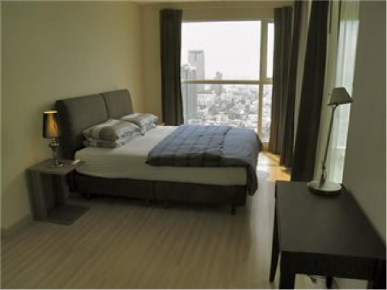 BKK Condos Agency's 3 bedroom penthouse for sale at The Lighthouse 6