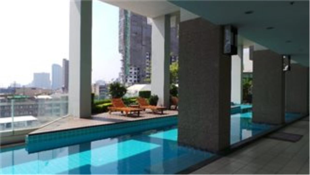 BKK Condos Agency's 3 bedroom penthouse for sale at The Lighthouse 31