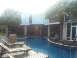 BKK Condos Agency's 8 bedroom compound for sale with the pool at Windwill Bangna 7