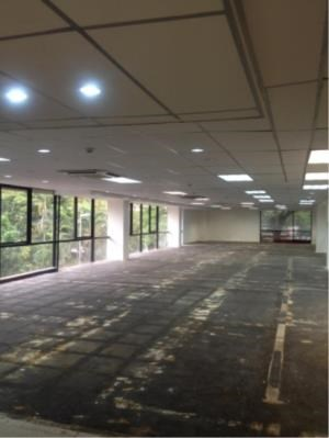 BKK Condos Agency's Orakarn Building 1 office space for Rent  1