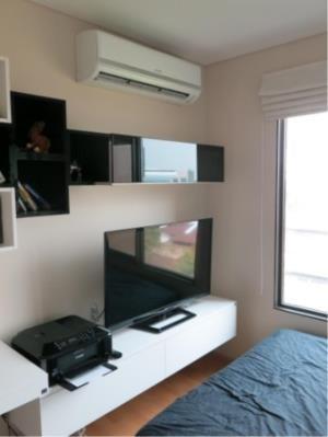 BKK Condos Agency's One bedroom condo for sale with tenant at Villa Asok 1