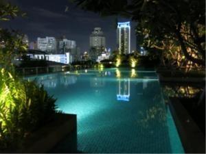BKK Condos Agency's One bedroom condo for sale with tenant at Villa Asok 8