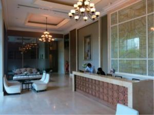 BKK Condos Agency's One bedroom condo for sale with tenant at Villa Asok 17