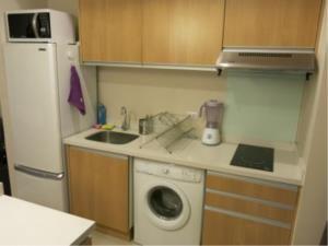 BKK Condos Agency's One bedroom condo for sale with tenant at Villa Asok 2
