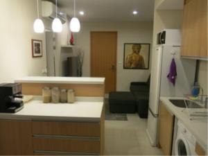 BKK Condos Agency's One bedroom condo for sale with tenant at Villa Asok 3