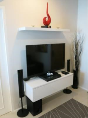BKK Condos Agency's One bedroom condo for sale with tenant at Villa Asok 4