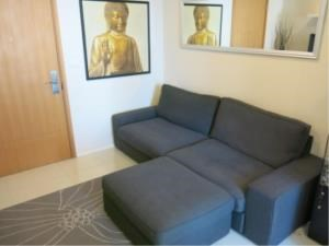BKK Condos Agency's One bedroom condo for sale with tenant at Villa Asok 5