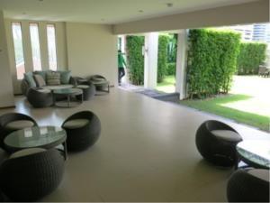 BKK Condos Agency's One bedroom condo for sale with tenant at Villa Asok 12