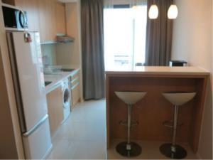 BKK Condos Agency's One bedroom condo for sale with tenant at Villa Asok 6