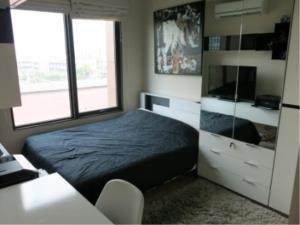 BKK Condos Agency's One bedroom condo for sale with tenant at Villa Asok 7