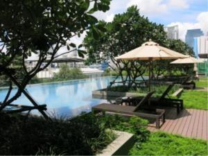 BKK Condos Agency's One bedroom condo for sale with tenant at Villa Asok 14