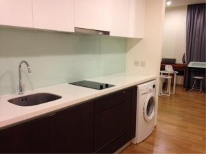 BKK Condos Agency's One bedroom condo for sale at The Breeze Narathiwas 5