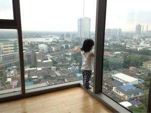 BKK Condos Agency's One bedroom condo for sale at The Breeze Narathiwas 12