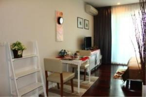 BKK Condos Agency's Studio condo for rent at Circle Condominium 4