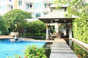 BKK Condos Agency's Studio condo for rent at Circle Condominium 6