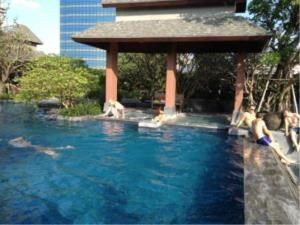 BKK Condos Agency's Studio condo for rent at Circle Condominium 8