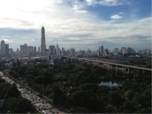 BKK Condos Agency's Studio condo for rent at Circle Condominium 9