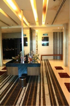 BKK Condos Agency's Studio condo for rent at Circle Condominium 15