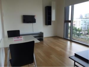 BKK Condos Agency's One bedroom condo for rent at The Breeze Narathiwas 2
