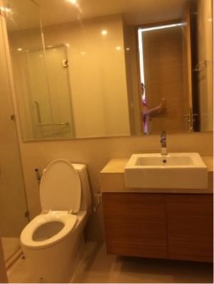 BKK Condos Agency's One bedroom condo for rent at The Breeze Narathiwas 6