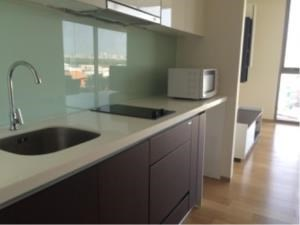 BKK Condos Agency's One bedroom condo for rent at The Breeze Narathiwas 10