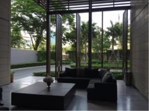 BKK Condos Agency's One bedroom condo for rent at The Breeze Narathiwas 12