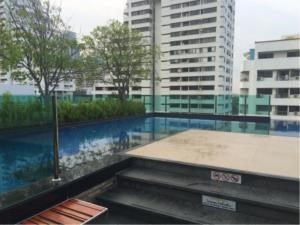 BKK Condos Agency's 2 bedroom condo for rent at Siri On 8  11